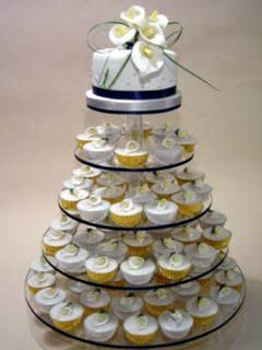 cupcake wedding cakes!    Google Image Result for http://www.beach-wedding-themes.com/images/CallaLilyCupcakes.jpg