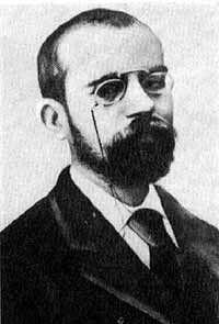 Este pin nos muestra una imagen de uno de los grandes Autores de el siglo XIX, Leopoldo Alas Clarin, recordado por su gran novela La Regenta.