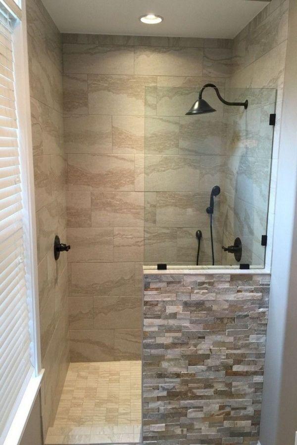 6 Creative Tips Built In Shower Remodel Corner Shower Remodel Ideas Stand Up Shower R Bathroom Remodel Shower Beautiful Small Bathrooms Bathroom Shower Design