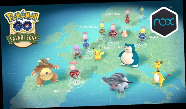Park Art My WordPress Blog_How To Get Hacked Version Of Pokemon Go