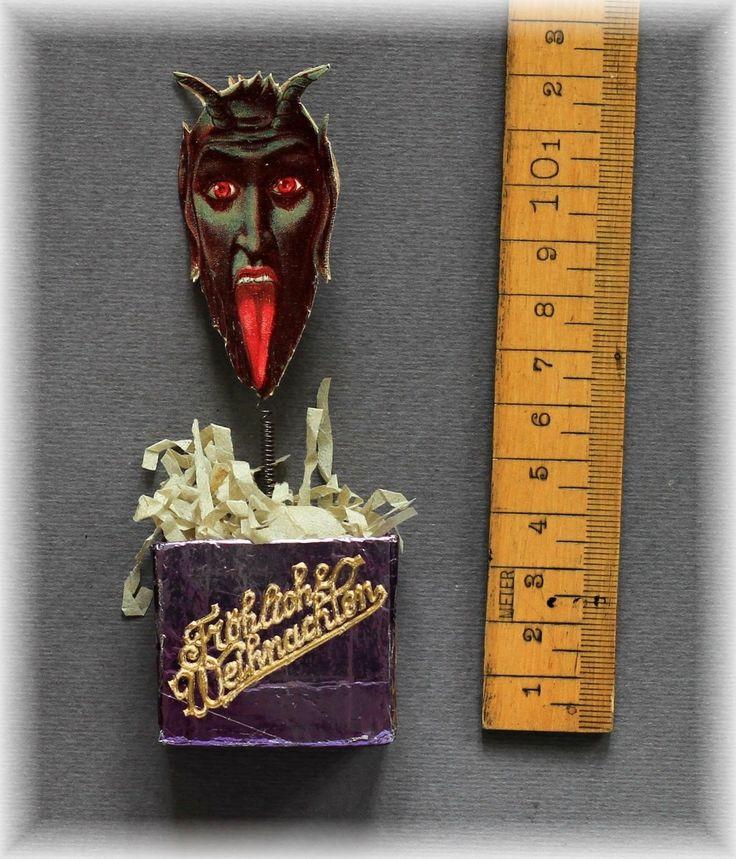 119 best Krampus images on Pinterest | Demons, Devil and Cardboard paper