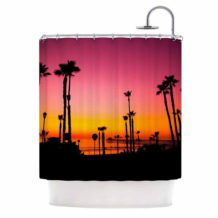 Best 25 Orange Shower Curtains Ideas On Pinterest