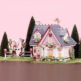 28 Best Year Round Seasonal Miniature VILLAGE Ideas