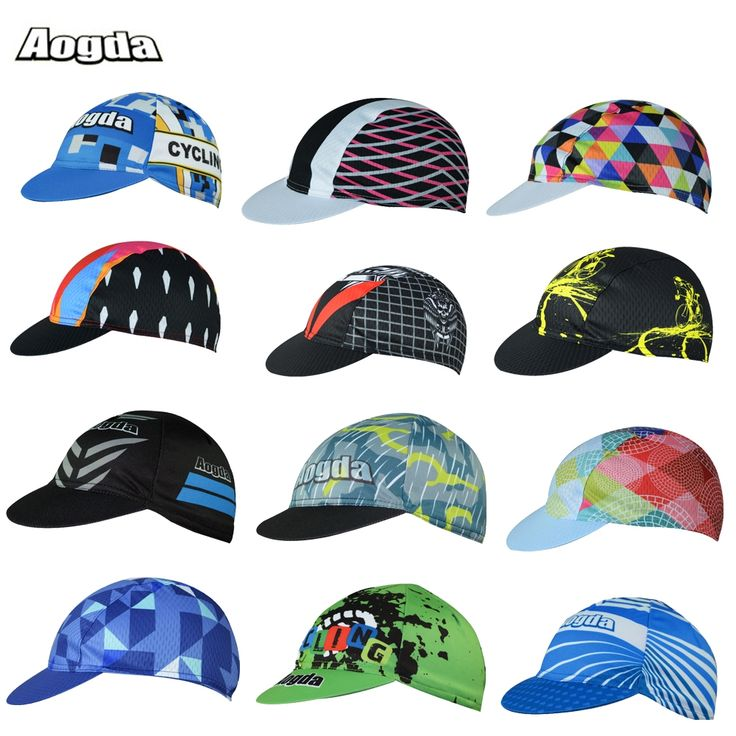 2017 Hot Cycling Bike headband Cap Bicycle Helmet Wear Cycling Equipment Hat Multicolor Free Size ciclismo bicicleta Pirate