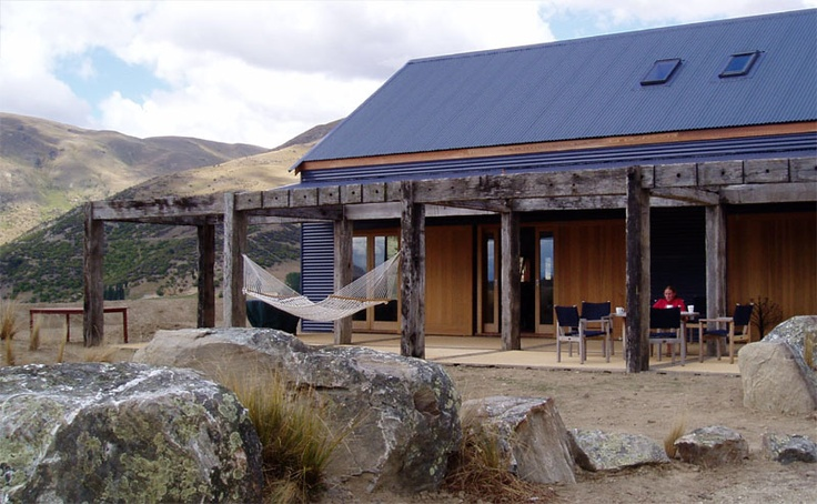 woolshed house - Salmond Architecture