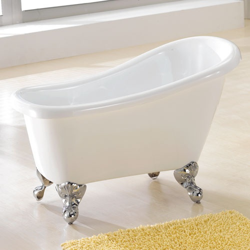 27 best baby clawfoot baths the cutest ever images on pinterest childre. Black Bedroom Furniture Sets. Home Design Ideas