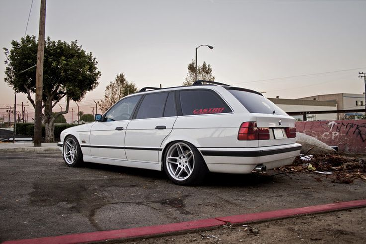 1994 BMW E34 Tuning  bmw e34 touring tuning picture Car Pictures