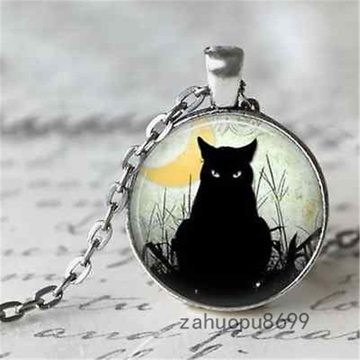 Pandantiv Pisica Neagra http://www.pandantivefashion.ro/cumpara/pandantiv-pisica-neagra-30