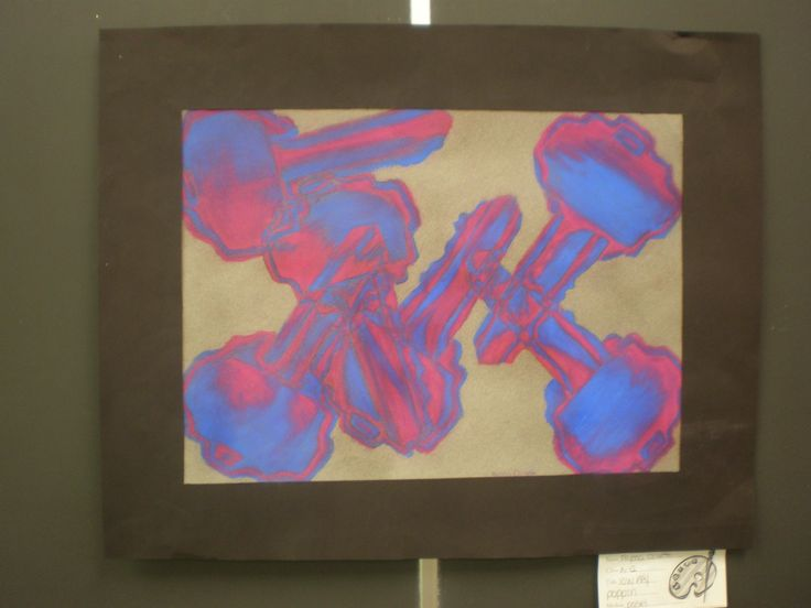 Draw the outline of a single image, icon, logo or object that represents a memory and then use the abstracted new drawing as the basis for pastel, painting, etc.
