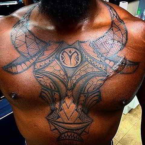 Los Mejores Tatuajes de Toros y su significado Imparable !