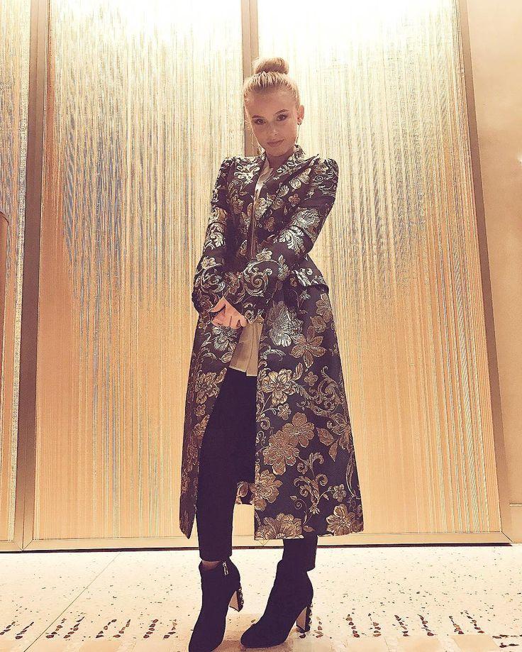 Overcoat -  Zara Larsson - Singer/Song-Writer