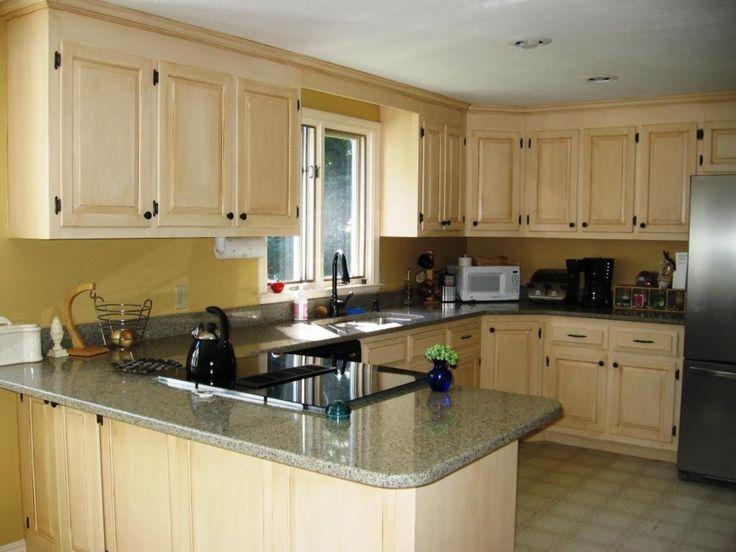 70 Stunning DIY Refacing Kitchen Cabinet Ideas