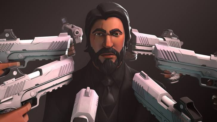 Sfm John Wick Overwatch Hero Concepts John Wick Movie Cartoon Profile Pictures