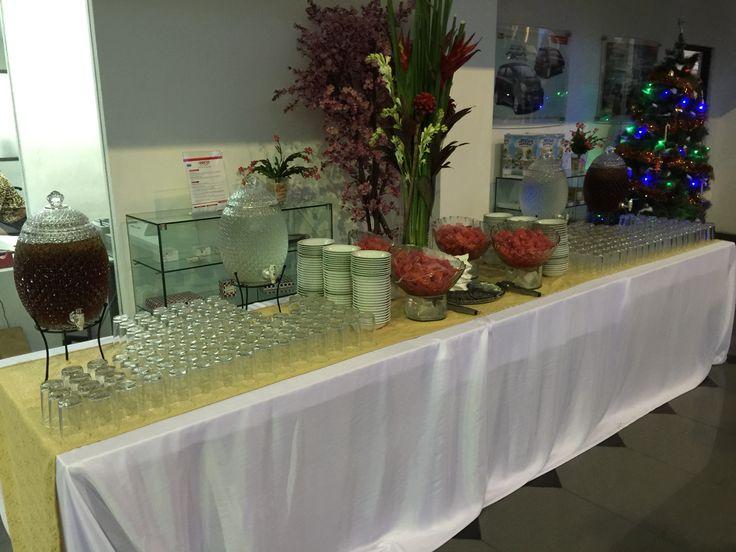Dessert And Beverage Buffet @Asco Daihatsu 25th Anniversary