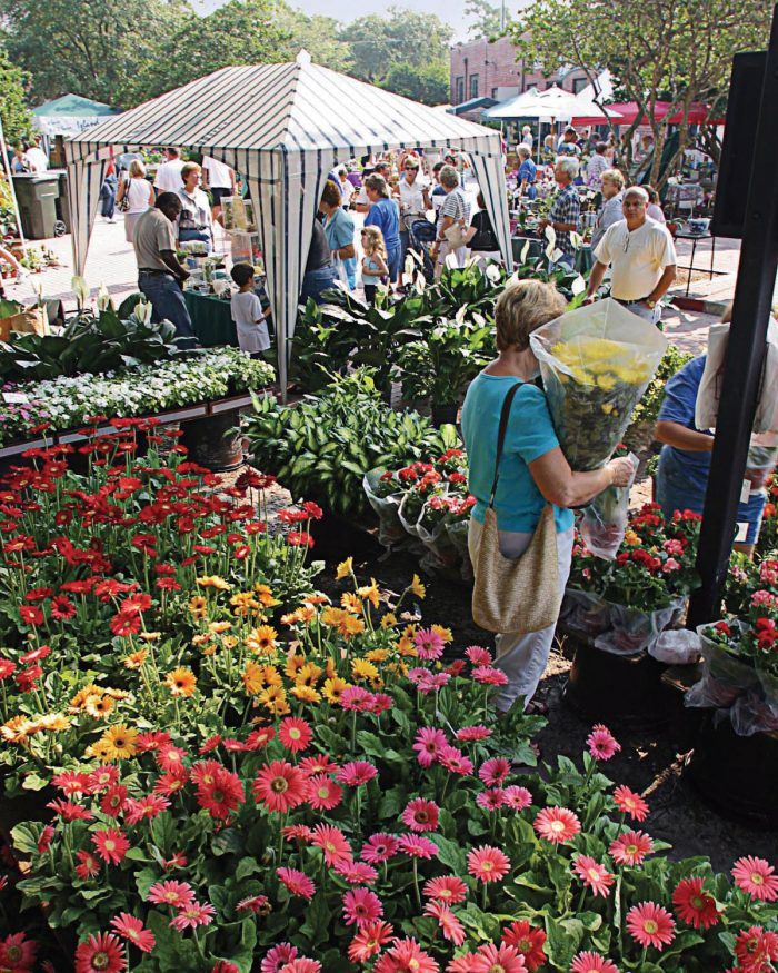 10 Of The Best Farmers Markets In Florida