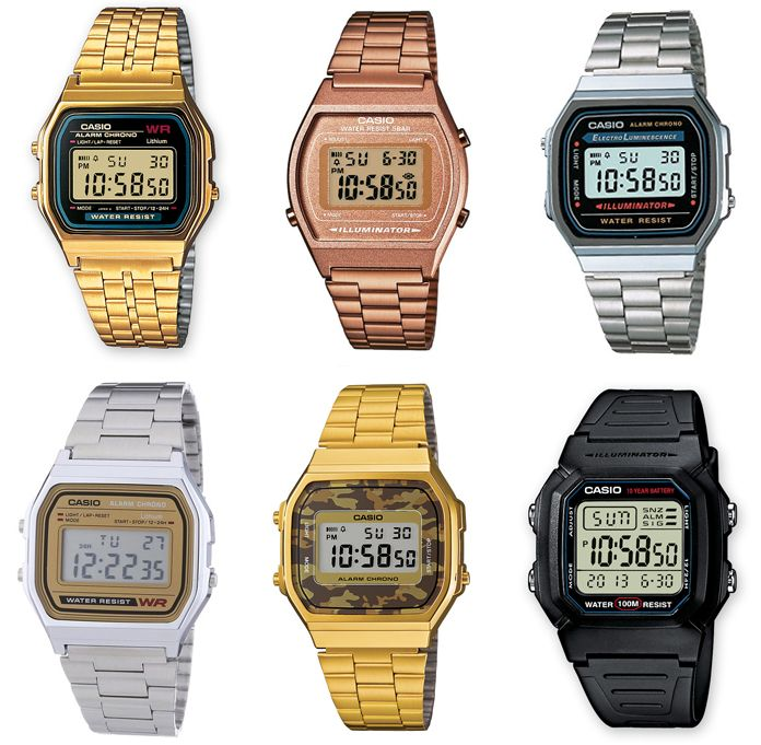 best 25 casio vintage watch ideas on pinterest casio watch casio gold watch and digital watch. Black Bedroom Furniture Sets. Home Design Ideas