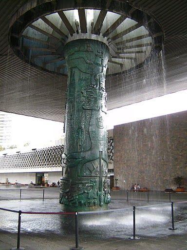 Museo Nacional de Antropología,Mexico City