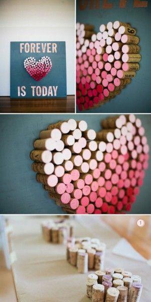 Moederdag schilderij zelf maken knutsels valentijn for Decoratie bruiloft zelf maken