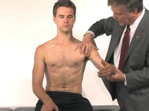 Shoulder Exam (2 of 9): Inspection and Palpation - YouTube