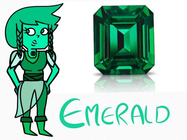Emerald - Steven Universe