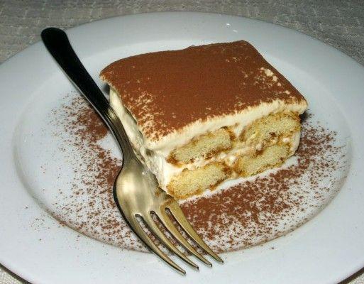 Top 10 International Desserts - Tiramisu (Italy)