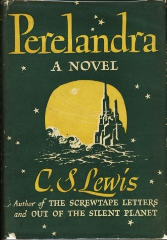 Perelandra. #reading #books #cslewis