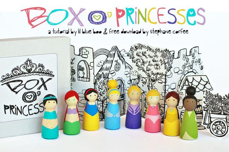 box o princess
