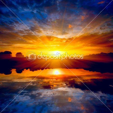 Sunrise Stock Photos, Illustrations and Vector Art | Depositphotos®