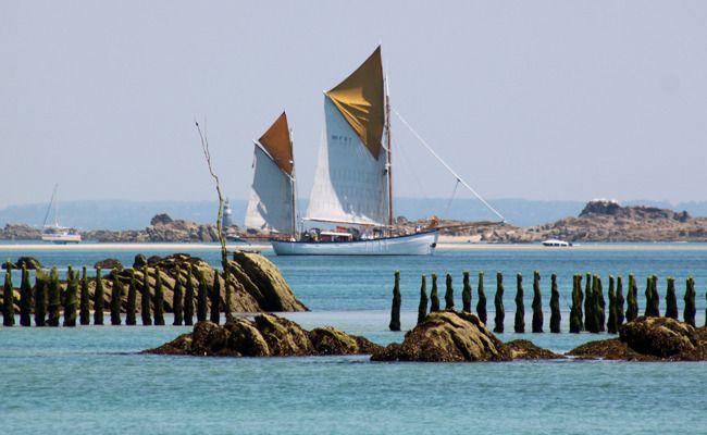 Iles Chausey, un été dans les îles
