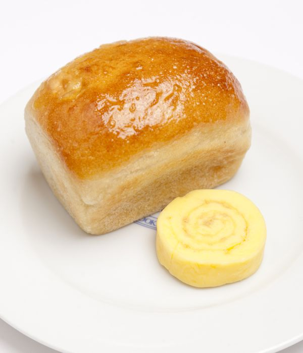 Why buy bread and butter when you can make your own? Emily Watkins' appealing potato bread recipe includes a method for making your own butter, too - a handy recipe to add to your scrapbook