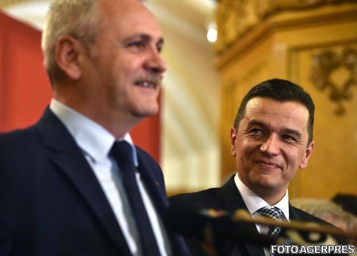 componenta guvernului Grindeanu 2016