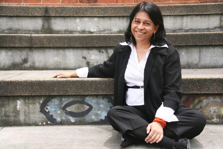 Investigadora Carmen Millán