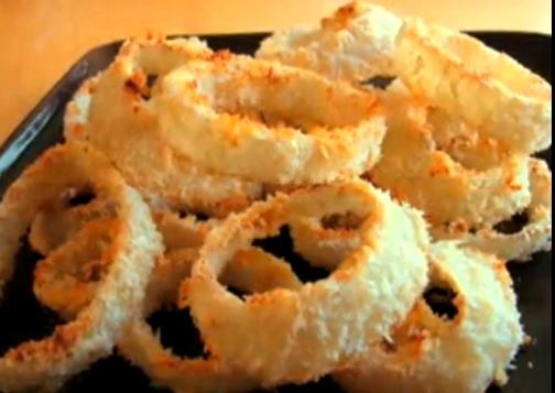 Oven-Fried Onion Rings Recipe Video by Food Wishes | ifood.tv