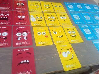 Les Emoticartes : un jeu de cartes pour apprivoiser les émotions et les réguler (6 ans et +). Sur une idée d'un sophrologue pour enfants avec des outils de gestion émotionnelle