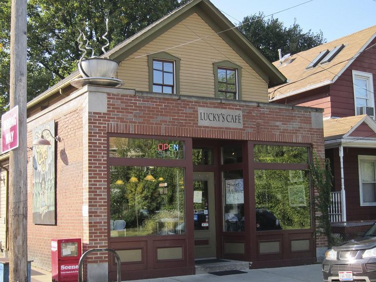 gay cafe cleveland ohio