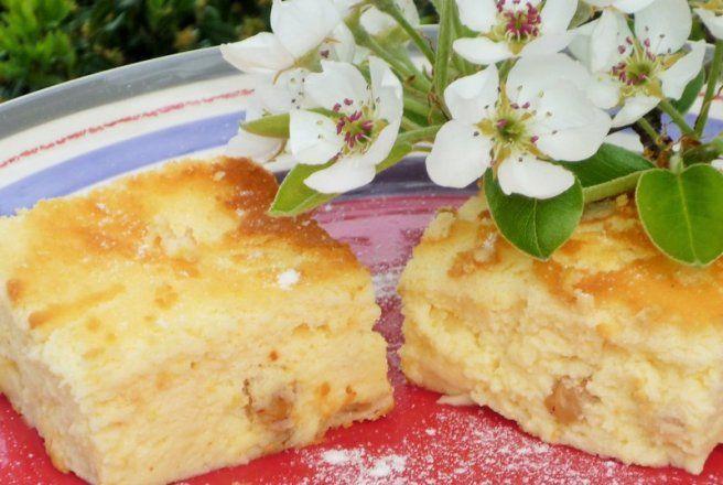 Retete Culinare - Pasca fara aluat cu branza dulce si lamaie