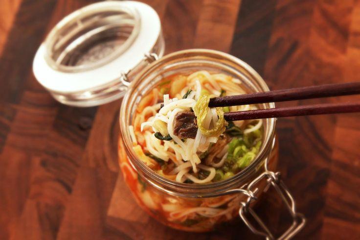 Make Your Own Just-Add-Hot-Water Instant Noodles (and Make Your Coworkers Jealous)