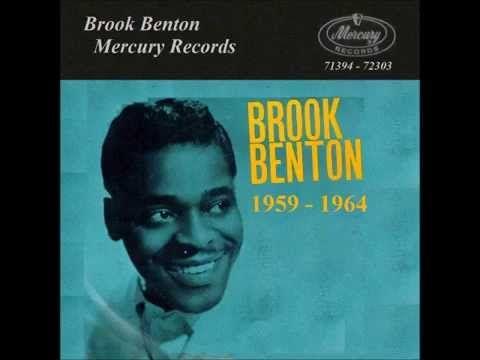 Brook Benton - Mercury Records - 1959 - 1964 - YouTube