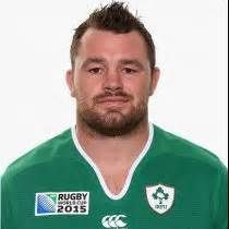 Cian Healy Ireland rugby player