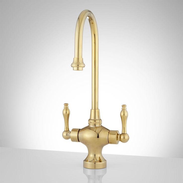 Isadora Single Hole Bar And Kitchen Faucet Kitchen Faucets Faucet And Bar
