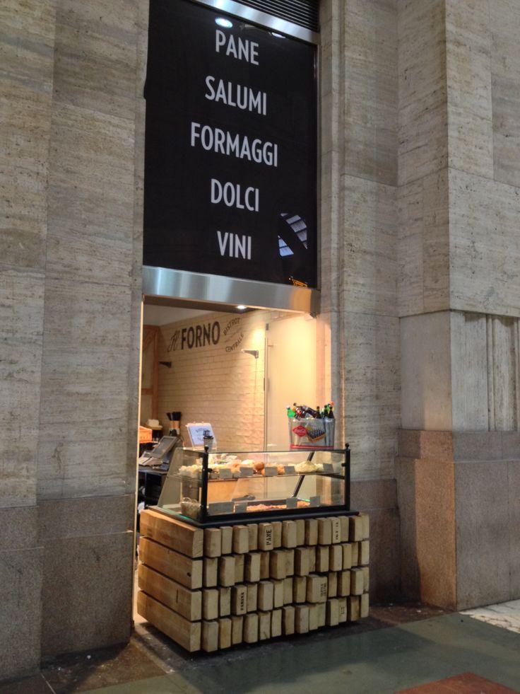 Bistrot Milano Centrale  Photo: Gabriella Simone