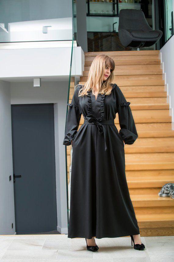 be4f3244878 Black dress