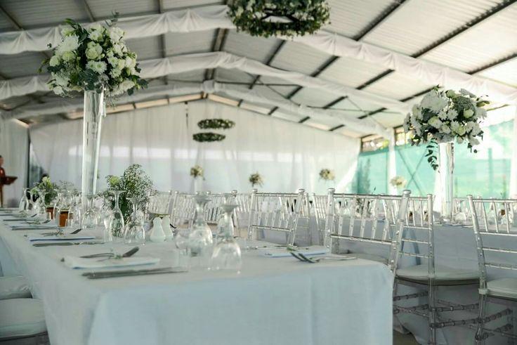 Farm shed weddings.