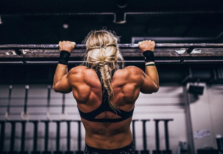 """CrossFitGames: Fittest Woman on Earth katrintanja : """"Ready for take-off """""""