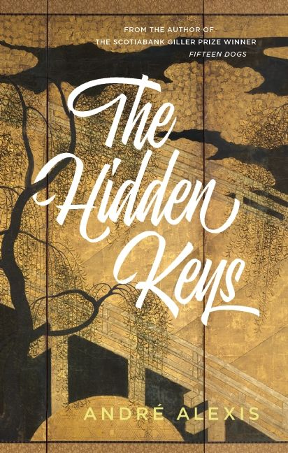 The Hidden Keys by André Alexis
