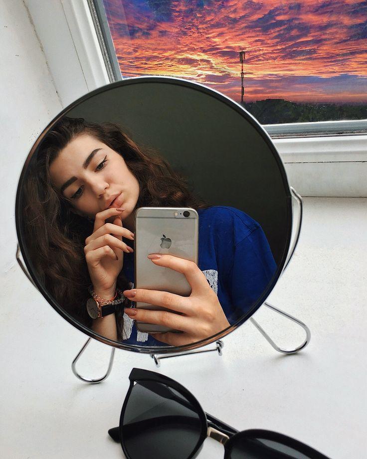 как сделать красивое фото на телефон себя механизмы