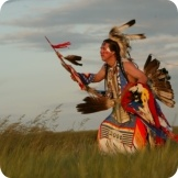 Powwow - The spirit of Saskatchewan is reflected in the culture, history and traditions of First Nations people.  Firmly rooted in tradition, the powwow today continues to be an important cultural and social gathering.