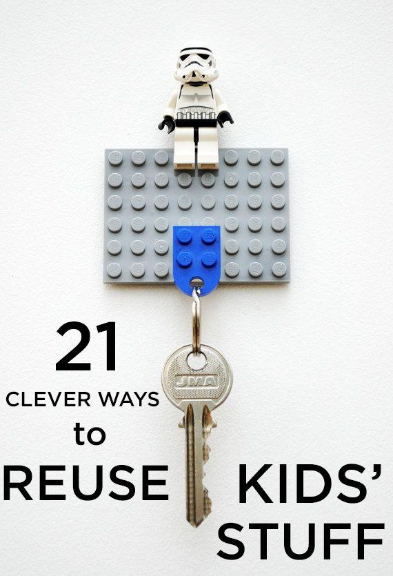 http://www.buzzfeed.com/alannaokun/21-clever-ways-to-repurpose-kids-stuff