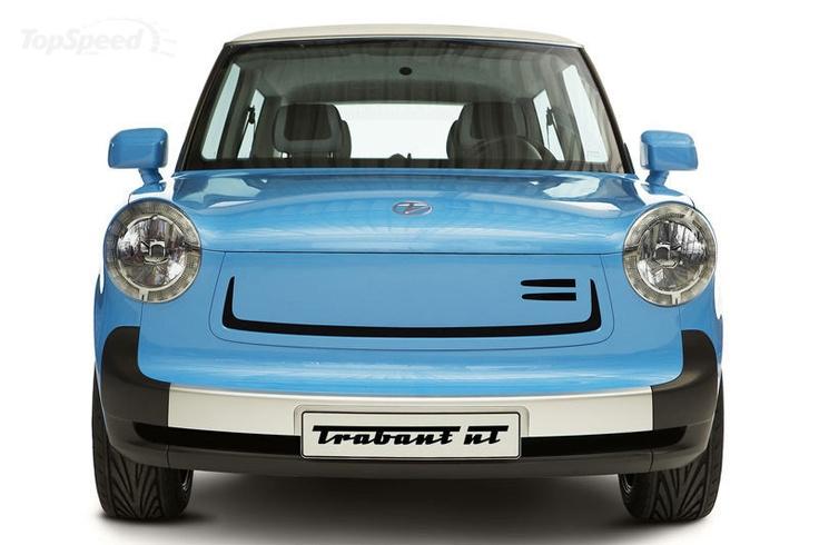 electric: Electric Concept, Blue Electric, Electric Trabant, Concept Vehicles, Trabant Nt, Concept Cars, Trabant Electric, Electric Cars, Dreams Cars