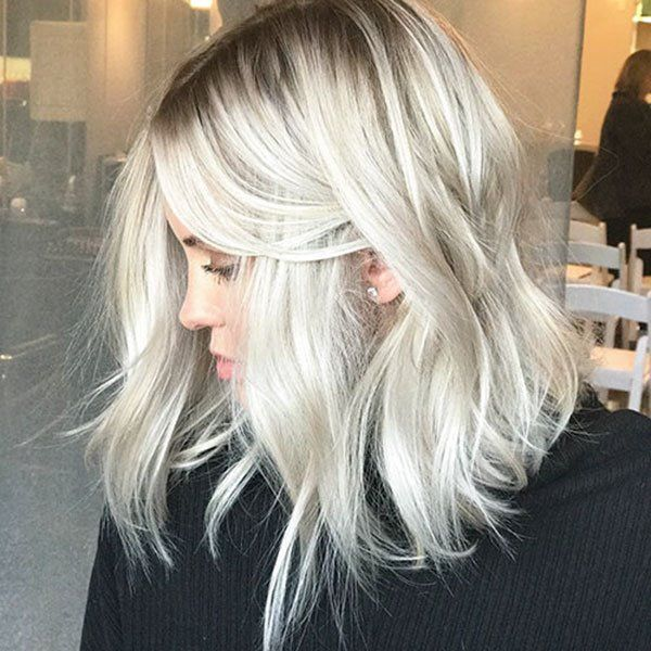 45 New Short Blonde Hairstyles 2019 Styles Art White Blonde